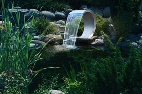 Ubbink Mamba Design Vijver Waterval LED