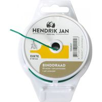 Hendrik Jan Binddraad Geplastificeerd 1.60 mm - 25 Meter
