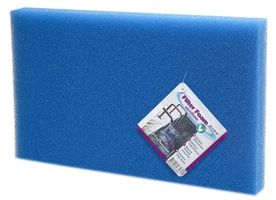VT Filterschuim Medium Blauw 100 x 50 x 2 cm