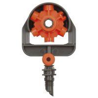 Gardena Micro Drip Tuinsproeier Multi 6-Sproeikop 2 Stuks