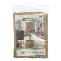 Nature Jute Afdekhoes Ø125cmx1.50m