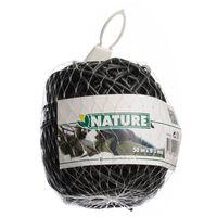 Nature Binddraad Elastisch Zwart - 3mm x 50m