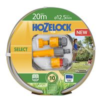 Hozelock Select slangset Ø 12,5 mm 20 meter