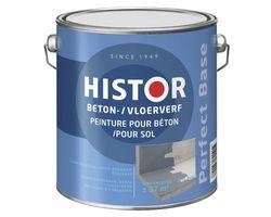 Histor Betonverf Pefect Base Donkergrijs 4505 - 2.5 Liter