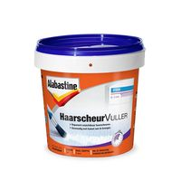Alabastine Haarscheurvuller Wit 250 ml