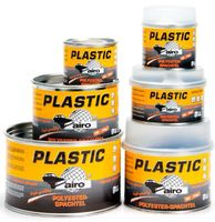 Airo Plastic Polyester-Plamuur Wit 500 Gram