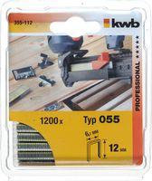 KWB Nieten 55C 12 mm 1200 Stuks