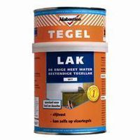 Alabastine Tegellak 2K Wit 750 ml