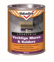 Alabastine Voorstrijk Vochtige Kelder - 1 Liter