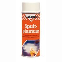 Alabastine Spuitplamuur Wit 400 ml