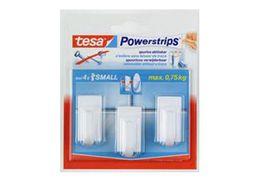 Tesa Powerstrips Plakhaak Small Trend Wit 2 Stuks