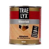 Trae-Lyx Vloerlak Zijdeglans Blank 750 ml