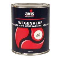 Avis Wegenverf Wit 500 ml