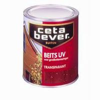 CetaBever UV Beits Transparant Zijdeglans 3 - 750 ml