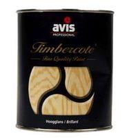 Avis Blanke Lak Timbercote Zijdeglans 500 ml