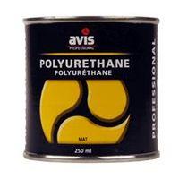 Avis Blanke Lak Matglans Polyurethane 250 ml