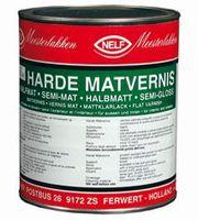 Nelf Harde Vernis/Vloerlak Halfmat 500 ml