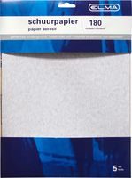 Elma Schuurpapier No-Fill Middel 28 x 23 cm 5 Stuks