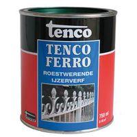 Tenco IJzerverf Tencoferro Groen 400 - 250 ml