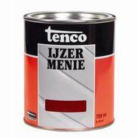 Tenco Tencometal IJzermenie Mat Roodbruin 250 ml