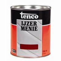 Tenco Tencometal IJzermenie Mat Roodbruin 750 ml