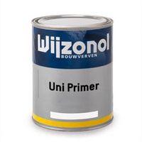 Wijzonol Uniprimer Dekkend Mat Wit 1 Liter