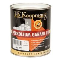 Koopmans Perkoleum Garant UV Wit 201 - 750 ml