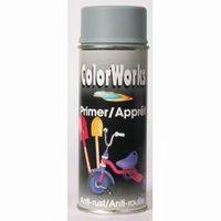 Colorworks Primerspray Grijs 400 ml