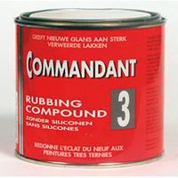 Commandant Rubbingcompound 3 - 500 Gram