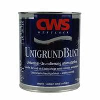 CWS Hechtprimer Unigrund Alkyd Grijs 375 ml