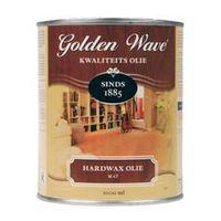 Golden Wave Hardwaxolie Blank Mat 1 Liter
