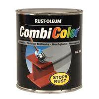 Rust-Oleum Metaalverf Hoogglans Aluminium RAL 9006 - 250 ml