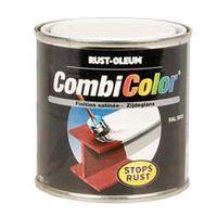 Rust-Oleum CombiColor Zijdeglans Metaal Wit 250 ml