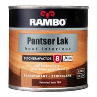 Rambo Pantserlak Interieur Transparant Blank 250 ml