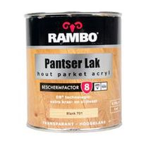 Rambo Parketlak Hoogglans Acryl Blank 701 - 750 ml