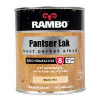 Rambo Parketlak Hoogglans Alkyd Blank 701 - 750 ml