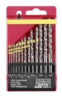 KWB Metaalborenset Silverstar 1.5-6.5 mm 13-Delig