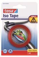 Tesa Isolatietape Rood 15 mm 10 Meter