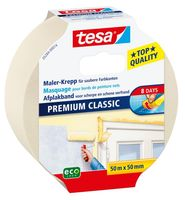 Tesa Afplaktape Premium Classic 50 mm 50 Meter