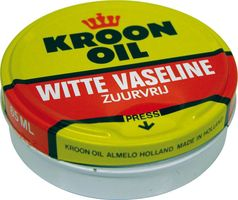 Kroon-Oil Witte Vaseline 65 ml