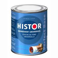 Histor Grondverf Perfect Base Universeel Wit 250 ml