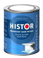 Histor Grondverf Perfect Base Metaal Wit 250 ml