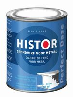 Histor Grondverf Pefect Base Metaal Wit 750 ml