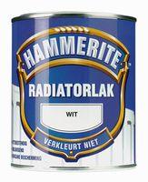 Hammerite Radiatorlak Wit RAL9010 - 250 ml