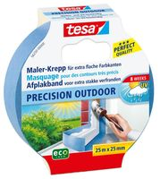 Tesa Afplaktape Precision Outdoor 25 mm 25 Meter