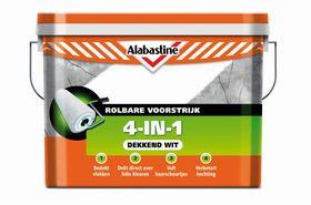 Alabastine Rolbare Voorstrijk 4-in-1 - 5 Liter