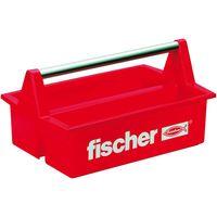 Fischer Gereedschapskoffer Kunststof 35.5 x 23 x 12 cm