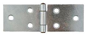 Klepscharnier Gegalvaniseerd 81 x 31 mm