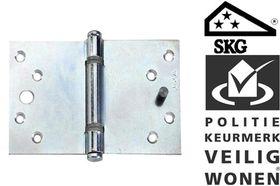 AXA Kantelaafscharnier SKG 89 x 150 mm