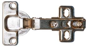 Qlinq Inboorscharnier Opliggend 2 stuks 110º - 35mm